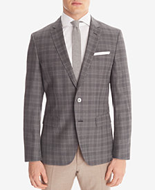 BOSS Men's Slim-Fit Wool Sport Coat