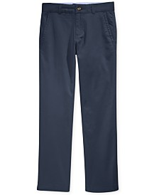 Tommy Hilfiger Big Boys Husky Academy Chino Pants