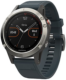 fenix® 5 Smart Watches