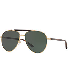 Gucci Polarized Sunglasses, GG0014S