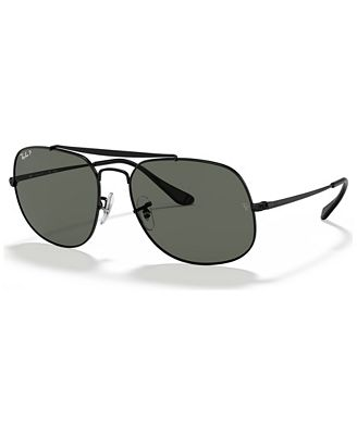 buy ray ban glasses online cheap  ray ban the general sunglasses, rb3561 57, only at sunglass hut
