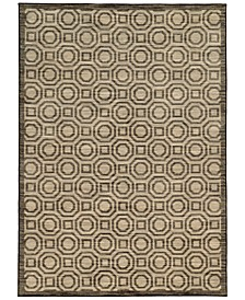 CLOSEOUT!  Brookside Bay Grey Area Rug