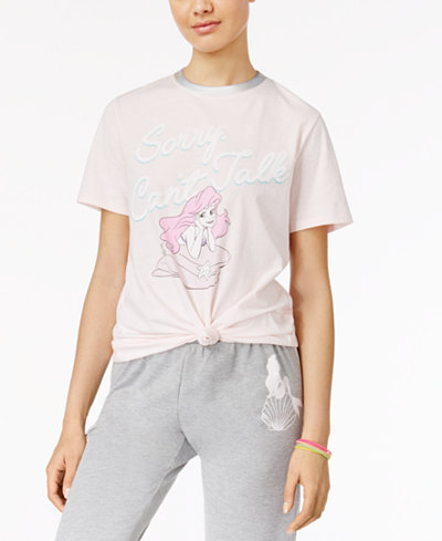 Love Tribe Juniors' Ariel Graphic T-Shirt