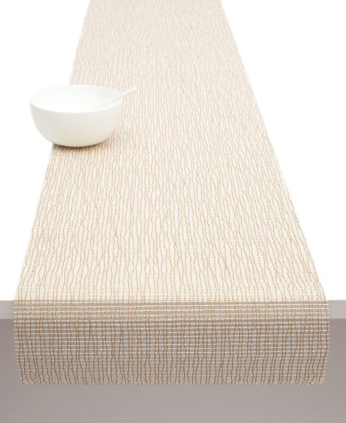 Chilewich - Table Linens, Lattice Runner