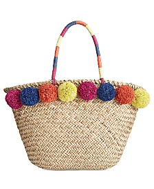 Beach Bag Handbags and Accessories on Sale - Macy's