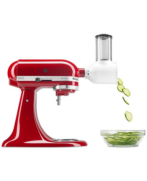 KitchenAid Fresh Prep Slicer/Shredder Attachment KSMVSA