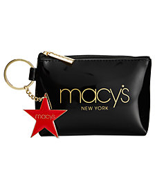 Macy's New York Coin Purse, Created for Macy's