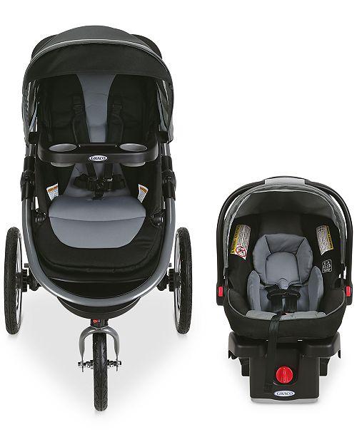 Graco Modes Jogger Stroller SnugRide 35 Infant Car Seat Travel
