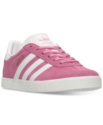 adidas Girls\u0027 Gazelle Casual Sneakers from Finish Line