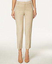 Charter Club Petite Newport Cropped Pants, Created for Macy's