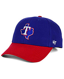 '47 Brand Texas Rangers MVP Cap