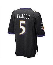 Nike Men's Baltimore Ravens Game Jersey Joe Flacco