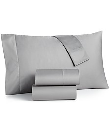 Charter Club Damask California King 4-Pc Sheet Set, 550 Thread Count 100% Supima Cotton, Created for Macy's
