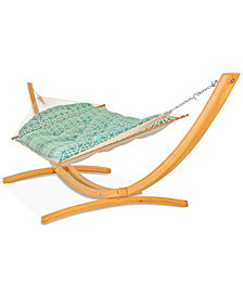Large Tufted Hammock, Quick Ship