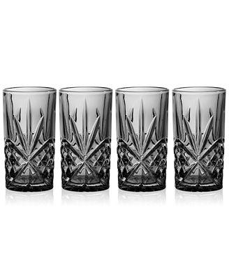 Godinger Dublin 4-Pc. Highball Glass Set