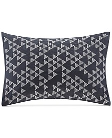 """INK+IVY Thea Embroidered 12"""" x 18"""" Decorative Pillow"""