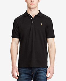Men's Classic Fit Soft Cotton Polo