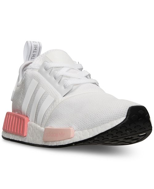 1bb4e882a ... adidas Women s NMD R1 Casual Sneakers from Finish Line ...