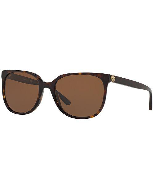 0e94fa6d3cae Tory Burch Polarized Sunglasses , TY7106 & Reviews - Sunglasses by ...
