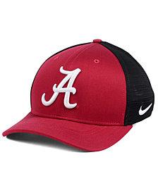 Nike Alabama Crimson Tide Aero Bill Mesh Swooshflex Cap