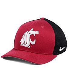 Nike Washington State Cougars Aero Bill Mesh Swooshflex Cap