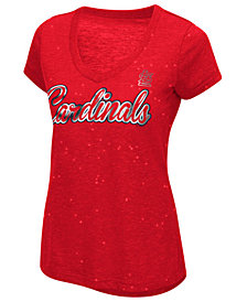G-III Sports Women's St. Louis Cardinals Breakaway T-Shirt