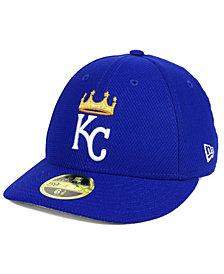 New Era Kansas City Royals Batting Practice Diamond Era Low Profile 59FIFTY Cap