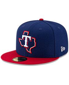 New Era Texas Rangers Diamond Era Spring Training 59FIFTY Cap
