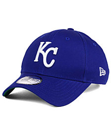 New Era Kansas City Royals Banner Patch 9FORTY Cap
