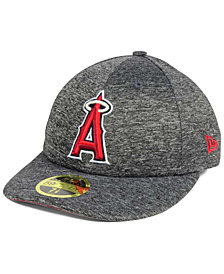 New Era Los Angeles Angels of Anaheim Shadowed Low Profile 59FIFTY Cap