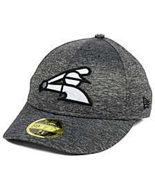 New Era Chicago White Sox Shadowed Low Profile 59FIFTY Cap