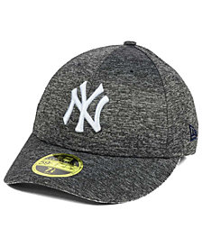 New Era New York Yankees Shadowed Low Profile 59FIFTY Cap