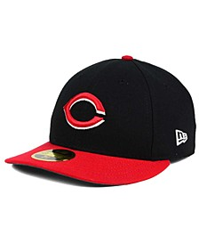 Cincinnati Reds Low Profile AC Performance 59FIFTY Cap