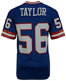 Men's Lawrence Taylor New York Giants Replica Throwback Jersey