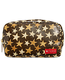 Macy's Coated Canvas Makeup Bag, Created for Macy's
