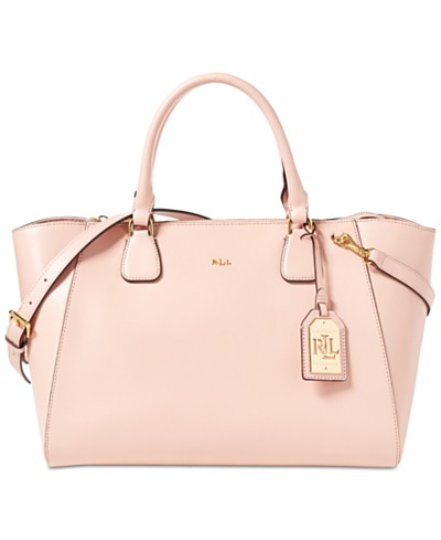 Lauren Ralph Lauren Newbury Stefanie Medium Satchel