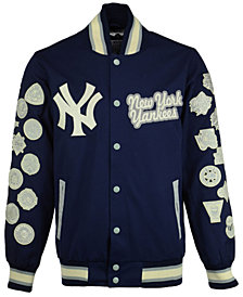 G-III Sports Men's New York Yankees World Champs Commemorative Jacket