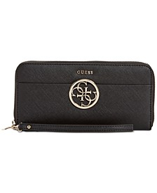 Kamryn Large Zip-Around Wallet