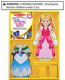 Toy, Princess Elise Magnetic Dress-Up