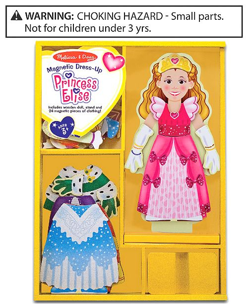 Melissa and Doug Toy, Princess Elise Magnetic Dress-Up