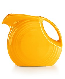 Daffodil Large 67-Oz. Disk Pitcher