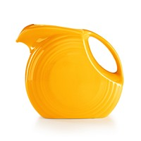 Fiesta Daffodil Large 67-Oz. Disk Pitcher