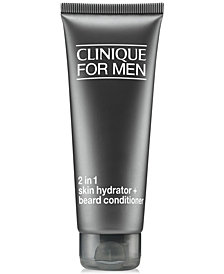 Clinique For Men 2-In-1 Skin Hydrator + Beard Conditioner