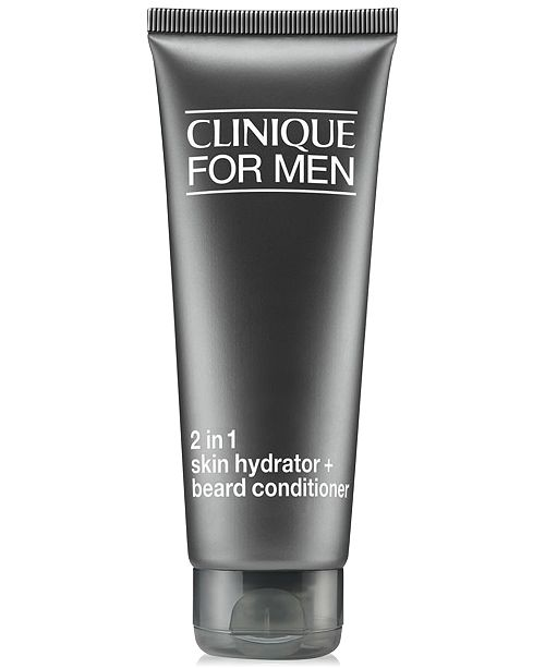 81b53260fc2 Clinique For Men 2-In-1 Skin Hydrator + Beard Conditioner   Reviews ...