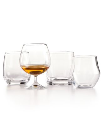 lenox tuscany classics assorted whiskey glasses set of 4 - Whiskey Glass Set
