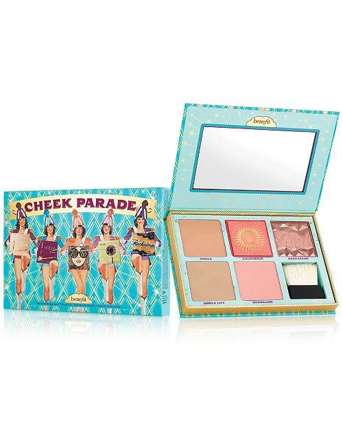 Benefit Cosmetics Benefit Box O' Powder Cheek Parade