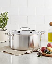 Demeyere 5-Plus Stainless Steel 5.5-Qt. Dutch Oven