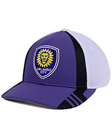 adidas Orlando City SC Authentic Team Flex Cap