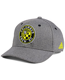 adidas Columbus Crew SC Takeover Structured Adjustable Cap