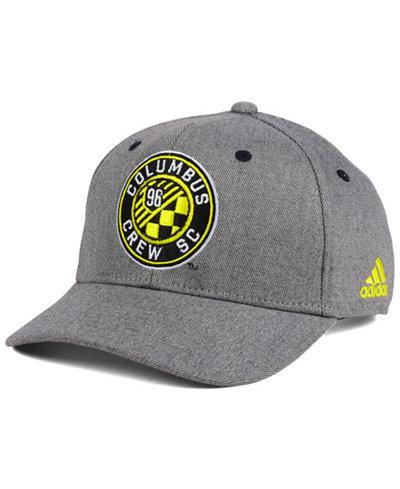 adidas Columbus Crew SC Takeover Structured Adjustable Cap